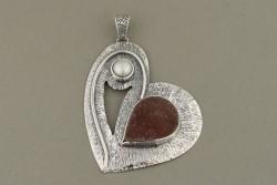 """Медальон """"Съкровище в сърцето"""""""