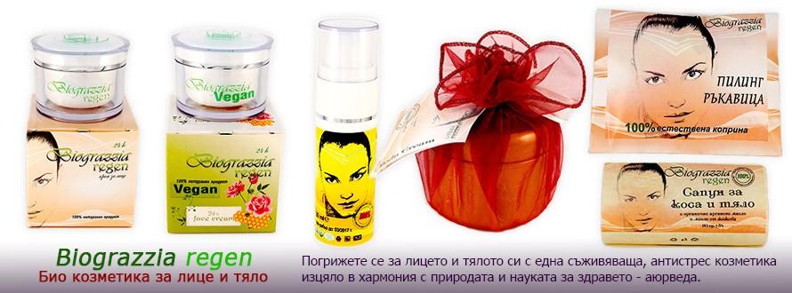 Натурална козметика Bio Grazza Regen